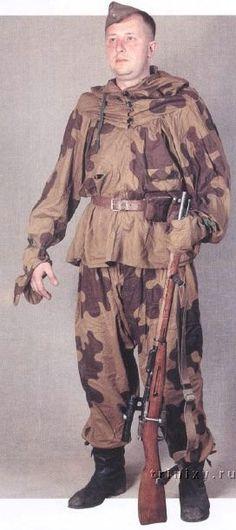 Sniper Autumn dress 1941 - 1945