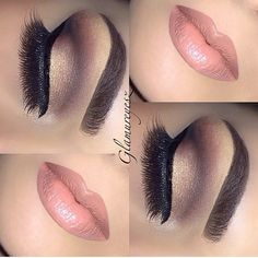 Love this, can't tell if this is a cut crease or not?