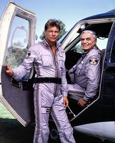 What Happened to Stringfellow Hawke and Dominic Santini on Airwolf What happened to Stringfellow Hawke's character on Ai. 80s Tv, Old Tv Shows, Star Wars Darth, Retro, Tv Series, Laughter, Pilot, Naked, Actors
