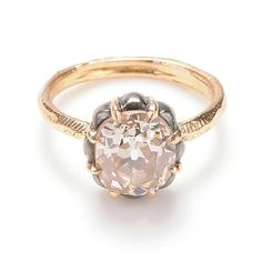 Antique 3.19 carat diamond ring – Page Sargisson