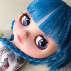 A personal favorite from my Etsy shop https://www.etsy.com/listing/267887403/ooak-sa-hand-painted-12blythe-eyechips