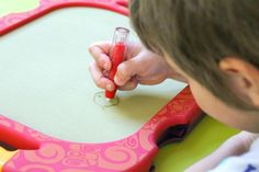 A writing board that only uses water! Great gift idea for the Holidays! #HGG #BToys #giftideas