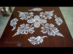 simple rangoli designs without dots simple kolam designs without dots small kolam without dots Indian Rangoli Designs, Rangoli Designs Latest, Rangoli Designs Flower, Rangoli Border Designs, Rangoli Designs Images, Rangoli Designs With Dots, Flower Rangoli, Beautiful Rangoli Designs, Rangoli Borders