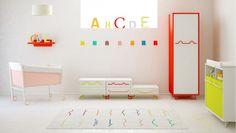 Muebles para bebés y niños de Moti