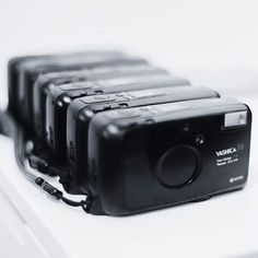 Gotta catch em all! The Yashica T series of compact cameras is well worth collecting. Discreet looks, good AF, and Zeiss T* glass, all in an affordable package. From @dann_cowley  #yashica #yashicat #35mm #yashicat4 #yashicat5 #photography #film #compactcamera #vintage #camera #cameraporn #filmcamera #vintagecamera #Filmcamerasinternational