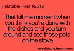 All the time :D