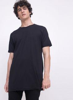 Camiseta longline Youcom.
