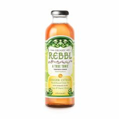 REBBL Teas on Packaging of the World - Creative Package Design Gallery