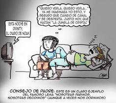 #ConsejosdePadre #HazCasoAMama