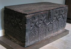 History of Wooden Chests ⋆ Chests & Trunks