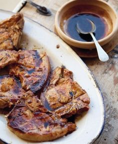 Pork loin chops in paprika marinade: http://www.goodhousekeeping.co.za/en/recipes/pork-loin-chops-in-paprika-marinade/
