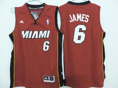 Cheap NBA Jerseys, Good Qaulity NBA Jerseys,Best NBA Jerseys,Cheap NBA Jerseys from China,China NBA Jerseys,Cheap  Free Shipping,Nike NFL Jersey Adidas NBA Kids Miami Heat 6 LeBron James New Revolution 30 Swingman Youth Red Jersey:$19