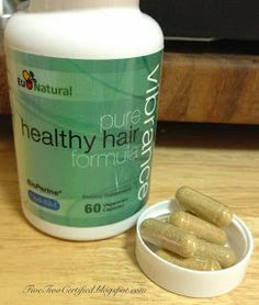 Review: #EuNaturalHealth Vibrance Vitamins for Hair Growth