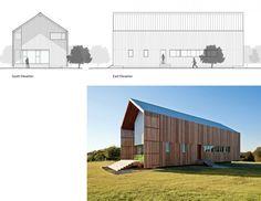 hello beautiful timber barn with timber screening!