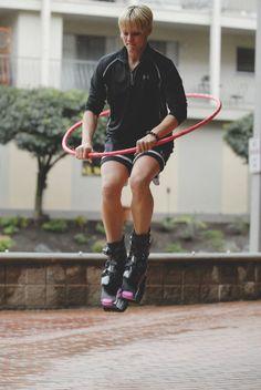 Unir disciplinas para alcanzar nuestros objetivos, ¡Eso es lo que amamos de Kangoo Jumps!