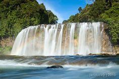 Tinuy-an Falls, Surigao del Sur, PH