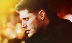 I feel like this is the most stubble we have seen Dean have... Ever? Correct me if I'm wrong. #Supernatural #S9 #FirstBorn