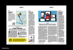 Redesigning the Venerable Consumer Reports - Print Magazine Print Magazine, Magazine Design, Newspaper Design, Publication Design, Consumer Reports, Life Savers, Editorial Design, Graphic Design, Marketing