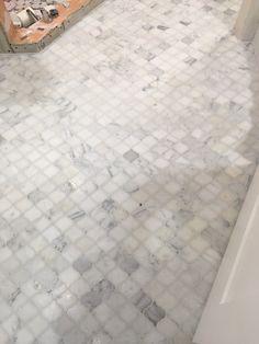 Www.tile.bar Carrera Arabesque Bathroom Floor Tile.
