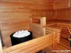 Tulikivi Sumu saunaheater in Auroran rakentajat blogspot.