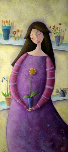 Martina Peluso...I LOVE this piece!