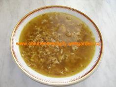 Božia vločková polievka Ethnic Recipes, Food, Essen, Meals, Yemek, Eten