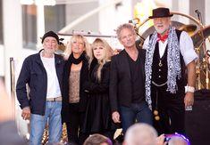 Fleetwood Mac, in 2015.