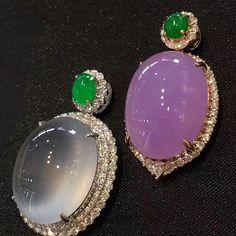 @sammi_superjewels. #jade #jadeite #gem #jewelry