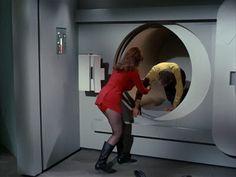 """Star Trek 1 x 22 """"Space Seed"""" Star Trek Characters, Star Trek Movies, Sf Movies, Star Trek 1, Star Trek Ships, Star Trek Starships, Star Trek Enterprise, Deanna Troi, Space Story"""
