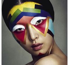 Don't be afraid to try a dramatic look- book your next makeup appointment at www.lookbooker.com.sg today