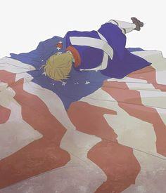 Hetalia - America (Alfred F. Jones)