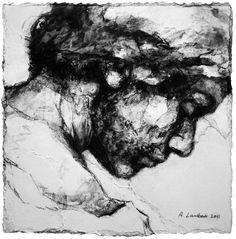 Alison lambert - sadness drawing art, drawings и painting Fantasy Character, Video Vintage, Art Studio Design, Charcoal Art, A Level Art, Portrait Art, Portraits, Figure Painting, Figurative Art
