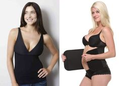 For the brand new mom: @Belly Bandit Nursing Tank and Original Belly Bandit #giftguide #gift #newmom