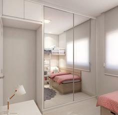 Wardrobe Design Bedroom, Bedroom Closet Design, Small Bedroom Designs, Bedroom Wardrobe, Home Room Design, Closet Designs, Cute Bedroom Decor, Room Ideas Bedroom, Small Room Bedroom