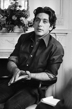 Al Pacino was a beautiful youngster.