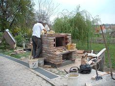Backofenbau Bauanleitung mit Bildern