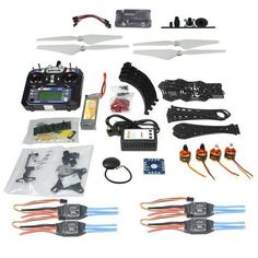 144.99$  Watch here - http://ali18e.worldwells.pw/go.php?t=32713400550 - F14893-P Full Set DIY RC Drone Quadrocopter X4M380L Frame Kit APM 2.8 Gimbal TX 144.99$