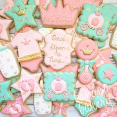 Banana Bakery - A Once Upon a Time baby shower