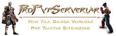 www.propvpserverlar.com pvp serverler mekanı. Pvp serverler günümüzde çok oyannıyor. Bununla beraber yeni sitemiz açıldı bu sitemizde pvp serverlerinizi tanıtabilirsiniz.