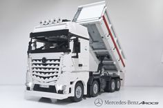 hi everyone, this is my new creations for BENZ ACROS 4463 dump truck,