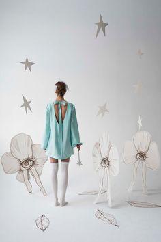 LES` by Lesia Paramonova  NEW collection 2013-2014 photo Elena Kholkina model Maria