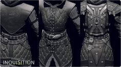 Cassandra's armor had a lot of intricate details carved into the leather. Image is © 2014 Electronic Arts Inc.