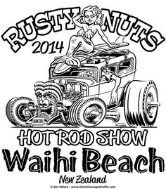 418 best hot rods images street rods rat rods car tuning 1930 Ford Model A Tudor t shirt artwork for rusty nuts hot rod show 2014 hotrod hot