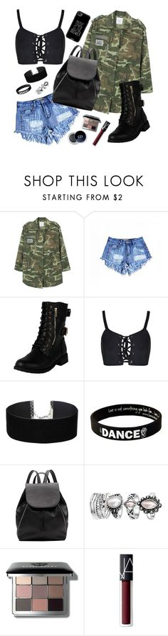 """""""concert❤"""" by fennek ❤ liked on Polyvore featuring MANGO, Miss Selfridge, Peace Love World, Witchery, Bobbi Brown Cosmetics, NARS Cosmetics, Casetify, 60secondstyle and outdoorconcerts"""