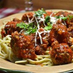 Chef John's Ricotta Meatballs-  Mmm.....