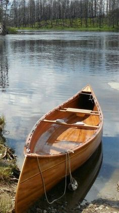 Check out this great website if you would like to learn how to build your own wooden boat. A great hobby or father and son project. #howtobuildaboat