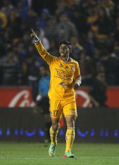 J6 Tigres 1-1 Santos Clausura 2014 (08 Febrero) Foto: Jorge López