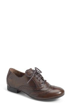 Børn 'Bristol' Oxford (Women) available at #Nordstrom