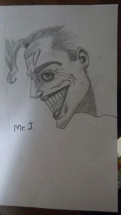 Joker (my drawing)