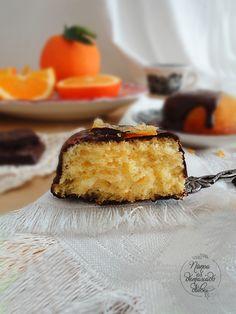 Bizcochitos de Naranja bañados en Chocolate (Reto Dis-Fruta Diciembre)